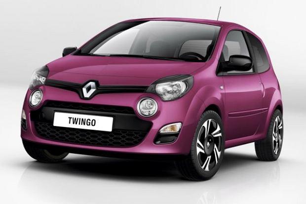 Od�wie�one Twingo | Pierwsze zdj�cie