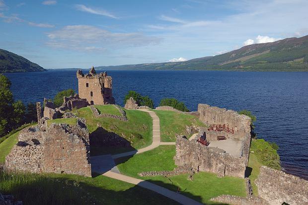 Szkocja. Loch Ness