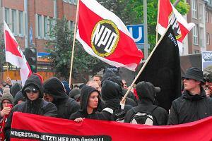 Niemieckie partie chc� delegalizacji prawicowej NPD