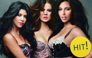 Bielizna, Kardashian Kollection, Kim Kardashian, gwiazdy, biustonosz, majtki, Sears