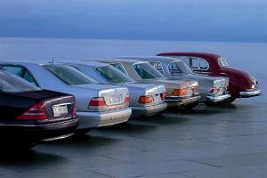 Wybierz najlepsz� generacj� Mercedesa Klasy S