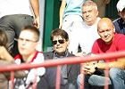 T-Mobile Ekstraklasa. Trener Widzewa obserwowa� Brazylijczyk�w ze Rzgowa. Ale pi�knego gola nie zobaczy� [WIDEO]
