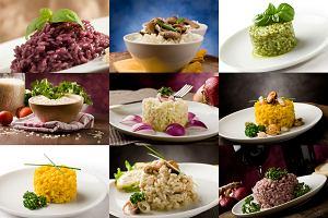 Włochy. Tradycje kulinarne - risotto