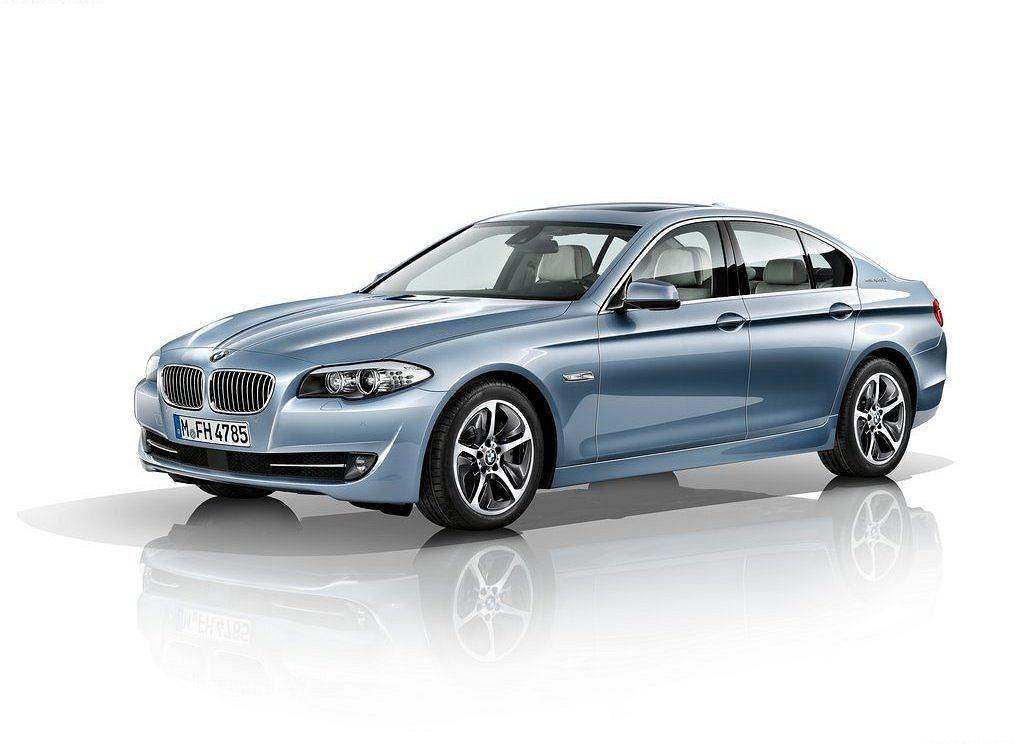 BMW 5 ActiveHybrid