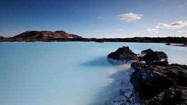 Islandia wycieczki, Błękitna Laguna / Shutterstock