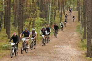 Mapa imprez rowerowych: 31 - października 6 listopada br.