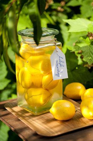 Marynowane cytryny