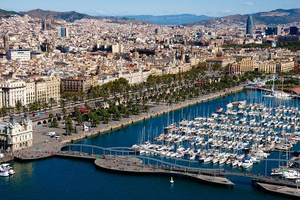 Hiszpania. Barcelona - kilka powod�w, dla kt�rych warto j� odwiedzi�