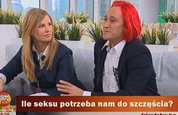 Micha� Wi�niewski i Dominika Tajner-Idzik