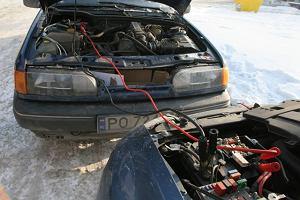 Przygotowania akumulatora do zimy