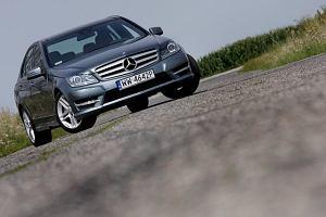 Mercedes C 200 CGI - test | Za kierownicą