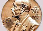 Medal nagrody Nobla z wizerunkiem jej fundatora