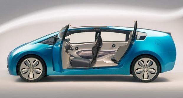 Toyota na wod�r za 100 tys. euro
