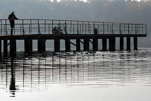 Wielkopolskie: Wyp�yn�� ��dk� na jezioro. Zagin��