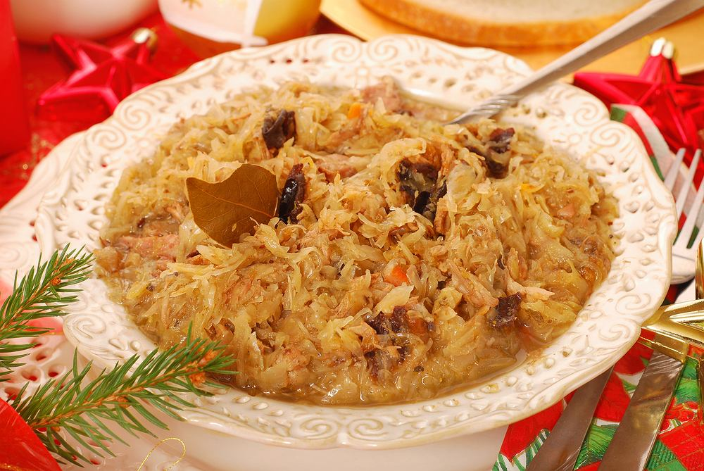 bigos, polska kuchnia