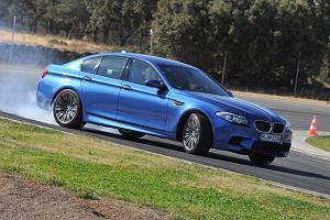 BMW M5 - test | Pierwsza jazda