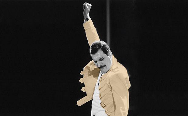 Gdyby żył obchodziłby swoje 71 urodziny... Legendarny i nieodżałowany wokalista grupy Queen, który pokazał nam, jak powinny wyglądać koncerty.