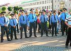 Bia�oruska milicja w Grodnie