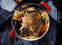 Wieprzowina z warzywami korzeniowymi - ugotuj