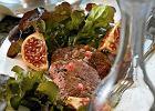 Steki z pol�dwicy z sosem czosnkowo-sojowym