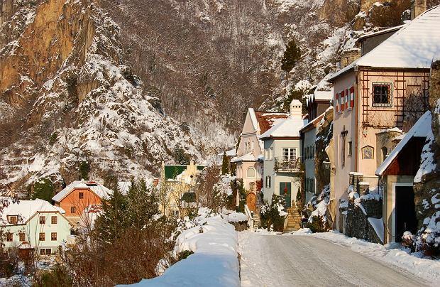 Durnstein, Dolna Austria/Fot. Shutterstock
