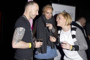 Nergal, Magda Mielcarz, Ania Dąbrowska.