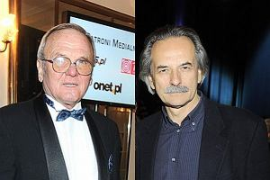 Jerzy Kulej i Adam Torbicki.