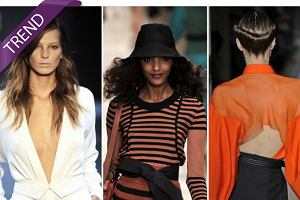 Fryzjerskie trendy - podsumowanie 2011 roku