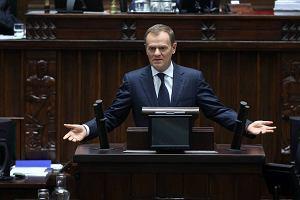 Tusk: wsp�lna my�l o tym, jak powinna wygl�da� Europa, mo�e ��czy�