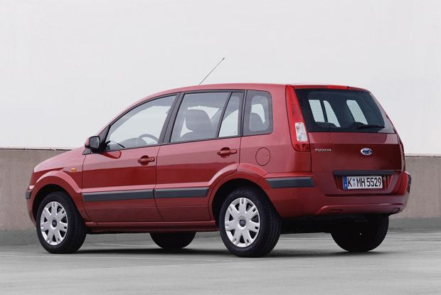 Ford Fusion (2002 - 2011)