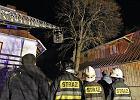 Pięćset interwencji strażaków po wichurze nad Polską