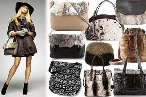 Iście zimowe torebki - nosicie?