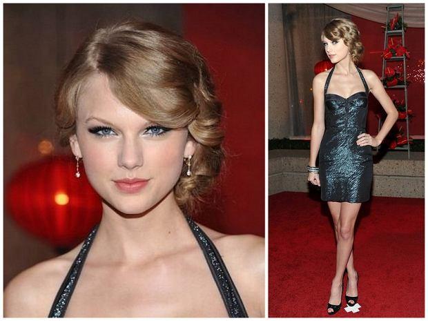 Fryzura w stylu Taylor Swift - uczesanie w 5 minut!