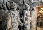 Tajemnice terakotowej armii Qin Shi Huanga - przez 40 lat budowało ją 700 tys. robotników z całego imperium