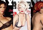 Najseksowniejsze ok�adki Playboya minionego roku