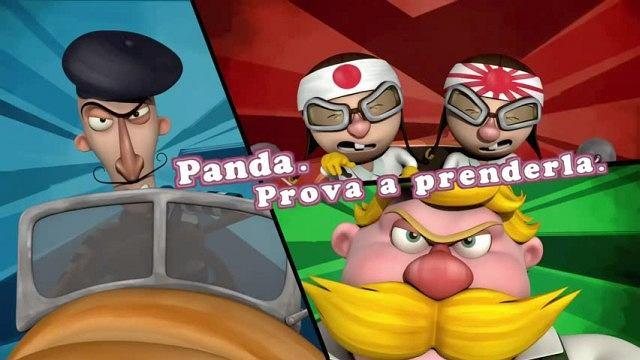 Fiat Panda | Trailer