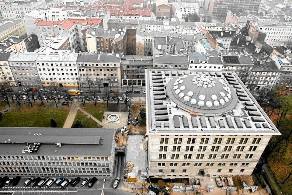 Ufficio Primo : Siedziba bieruta zamieniła się w luksusowy biurowiec zdjęcie nr 20