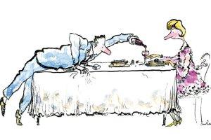 Savoir vivre: jedz jak człowiek