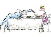 Savoir vivre: jedz jak człowiek, savoir vivre