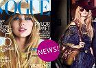 Taylor Swift pierwszy raz na ok�adce i w sesji dla Vogue