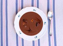 Zupa grzybowa z kasztanami - ugotuj