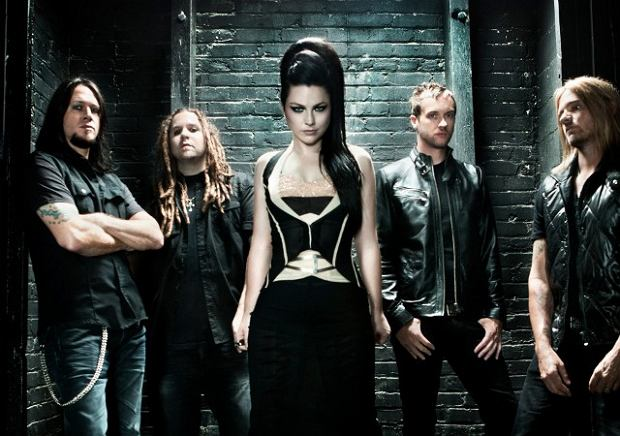 Evanescence, mat. prasowe