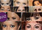 QUIZ: Kt�ra gwiazda tak maluje oczy?