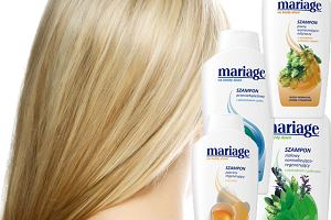 Mariage: szampony dla ca�ej rodziny  na ka�dy dzie�