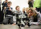 Akademia Robot�w. Dzieci sk�ada�y i same programowa�y