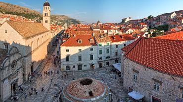 Chorwacja Dalmacja- Dubrownik