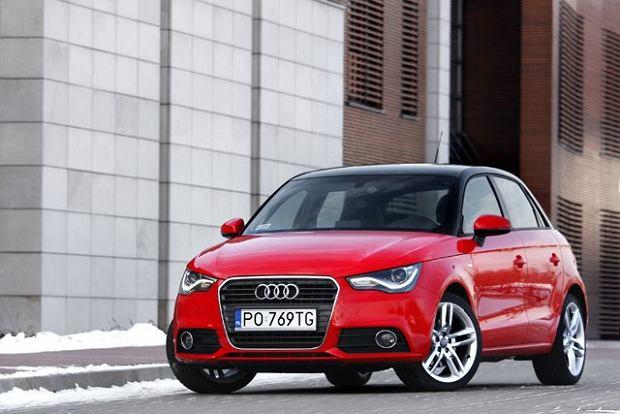 Audi A1 Sportback - test | Za kierownic�
