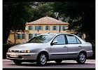 FIAT Marea 96-02, rok produkcji 1996, sedan, widok przedni lewy, samoch�d 4-drzwiowy, kolor silver grey