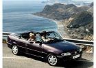 OPEL Astra Cabriolet 94-00, rok produkcji 1993, kabriolet, widok przedni prawy, samoch�d 2-drzwiowy, kolor fioletowy