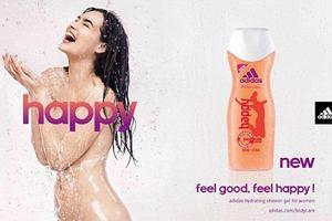 Nowa linia nawilżających damskich żeli pod prysznic marki adidas